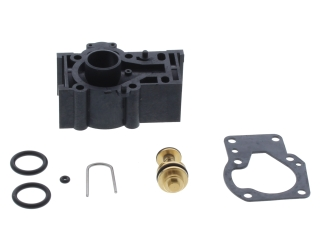 SAUNIER DUVAL 5261800 FRONT SECTION