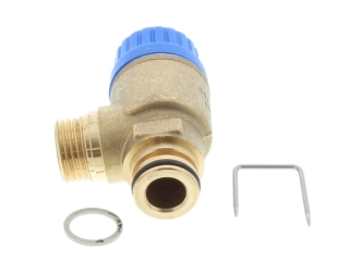 SAUNIER DUVAL 5722900 10 BAR SAFETY VALVE (DOMESTIC)