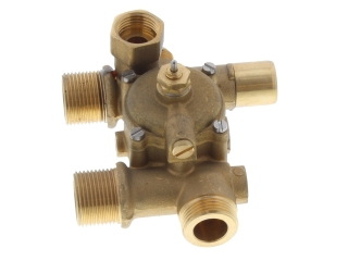 VOKERA 3175 DISTRIBUTION MANIFOLD WITH AUTO BY-PASS