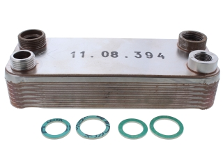 VOKERA 7140 DOMESTIC HEAT EXCHANGER
