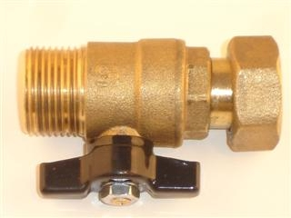 VOKERA 9763 FLOW / RETURN VALVE