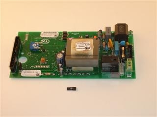 VOKERA PRINTED CIRCUIT BOARD - NOW USE 1533415 10028996