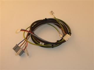 VOKERA 1874 WIRING TO CVI UNIT GAS VALVE+IGN PCB (LINEA)