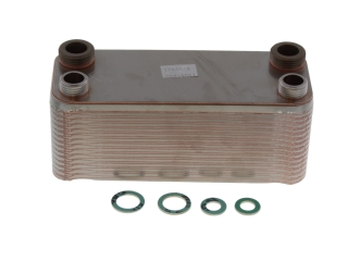 VOKERA 088155 HEAT EXCHANGER