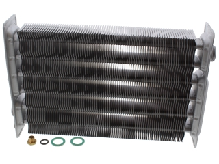 VOKERA 01005245 HEAT EXCHANGER - WAS A 2381 & 1841