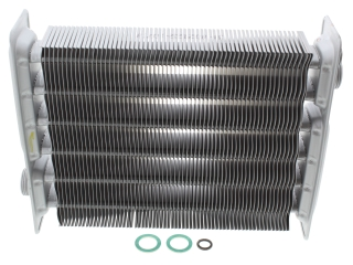 VOKERA 10021232 20E MAIN HEAT EXCHANGER (OLD TYPE)