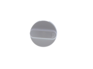 ARISTON 61312930 WHITE KNOB