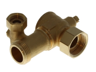ARISTON 995486 ISOLATING VALVE 3/4 CH FLOW