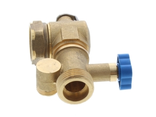 ARISTON 998407 ISOLATING VALVE 3/4 CH FLOW