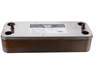 ARISTON 998483 SECONDARY HEAT EXCHANGER