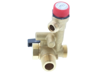 CHAFFOTEAUX 61312122 WATER RETURN SERVICE TAP