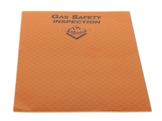 HAYES 66.3013 GAS SAFETY INSPECTION PAD (PAD OF 25)