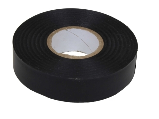 HAYES 662050 PVC INSULATION TAPE 20M - BLACK