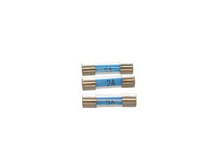 HAYES 55.6021 QUICK FAST BLOW FUSE 20MM 2 AMP (3 PER PACK)