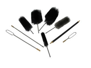 HAYES 664108 FLUE BRUSH SET (9PC)