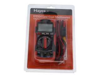 HAYES 99.8722 DT914 LOW COST MULTIMETER