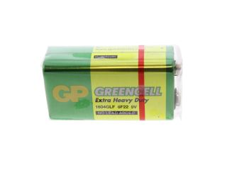 HAYES 99.8732 PP3 9V GP BRAND BATTERY