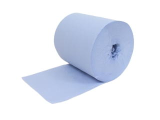 HAYES 445028 DISPENSER BLUE PAPER ROLL 250MM X 190M (500 SHEETS)