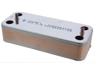 BIASI BI1001102 DHW HEAT EXCHANGER 28S
