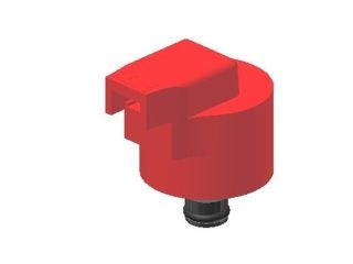 JOHNSON AND STARLEY 1000-0019045 SENSOR - PRESSURE - CH - NOW USE 1693704