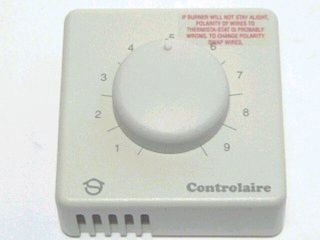 JOHNSON AND STARLEY 208A321 ROOMSTAT (CONTROLAIRE & ECONOMAIRE 4)