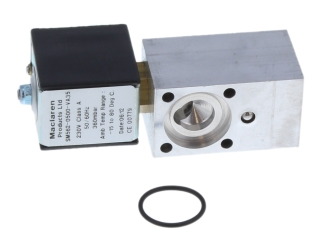 JOHNSON AND STARLEY S00735 SOLENOID VALVE & COIL (JOHNSON/MCLAREN ONLY)