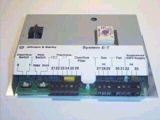 JOHNSON AND STARLEY ET002 ELECTRONICS MODULE (ET CONTROLS)