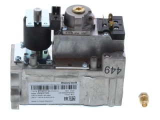 IDEAL 170663 GAS VALVE ASSEMBLY MEXICO FF40-80