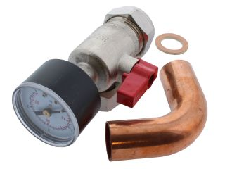 IDEAL 175431 FLOW VALVE (GAUGE) PACK