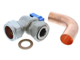 IDEAL 175432 RETURN VALVE PACK