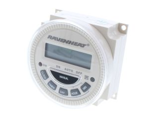 RAVENHEAT TM6192 DIGITAL TIMER