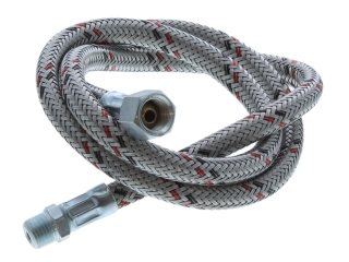 ANGLO NORDIC 1000MM 1/4MX1/4F SWIVEL OIL LINE