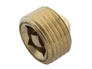 10099107 1/2 RADIATOR VENT PLUG - BRASS | Spare Parts