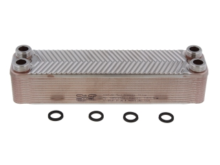 GLEDHILL GT017 PLATE HEAT EXCHANGER WITH 4 WASHERS