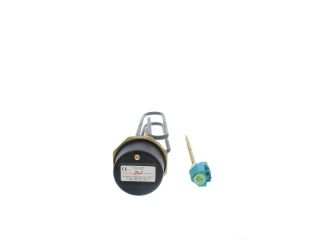 GLEDHILL XB080 IMMERSION HEATER WITH XB081 SAFETY STAT