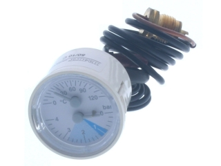 SIME 6217003 TEMPERATURE AND PRESSURE GAUGE