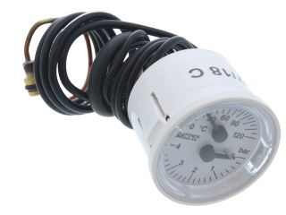 SIME 6217006 TEMPERATURE AND PRESSURE GAUGE (WAS 6217005)