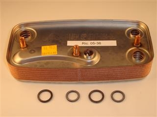 SIME 6281522 14 PLATE HEAT EXCHANGER KIT - NOW USE 2042172