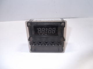CANNON C00195762 TIMER 3 BUTTON GREEN INVENSYS