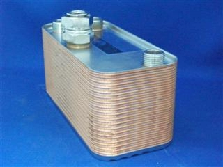 GRANT MPCBS53 PLATE HEAT EXCHANGER (35 PLATE)
