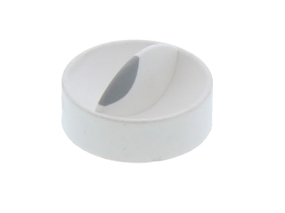 HEATLINE 3002120600 SELECTOR KNOB (WHITE)