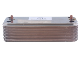 HEATLINE 3003200897 PLATE HEAT EXCHANGER (20 PLATES)