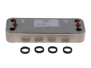 HEATLINE D001060233 PLATE HEAT EXCHANGER (30KW)