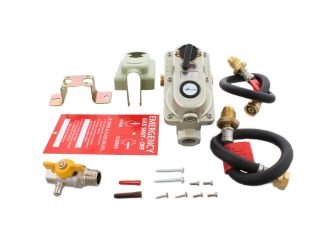 CONTINENTAL 2 CYLINDER RF6030 OPSO CHANGEOVER KIT WITH TEST POINT ADAPTOR