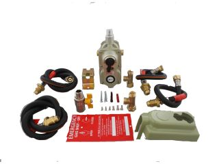 CONTINENTAL 4 CYLINDER RF6030 OPSO CHANGEOVER KIT WITH TEST POINT ADAPTOR