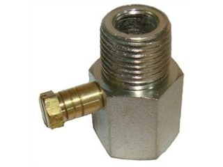 CONTINENTAL BF15204KIT 1/2 MALE X FEMALE TEST POINT ADAPTOR AND TEST POINT