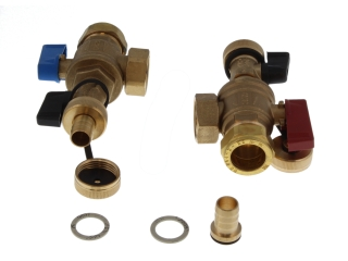VIESSMANN 7187448 HEATING WATER FITTINGS