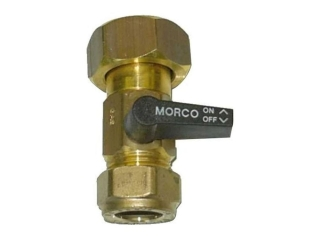 ARLEIGH D61/ISV GAS ISOLATION VALVE FOR MORCO D61