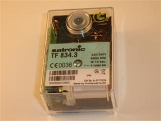 SATRONIC TF834.3 CONTROL BOX OIL 230VOLT