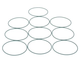 RIELLO 3007175 O-RING 10PCS REPLACES 3007162